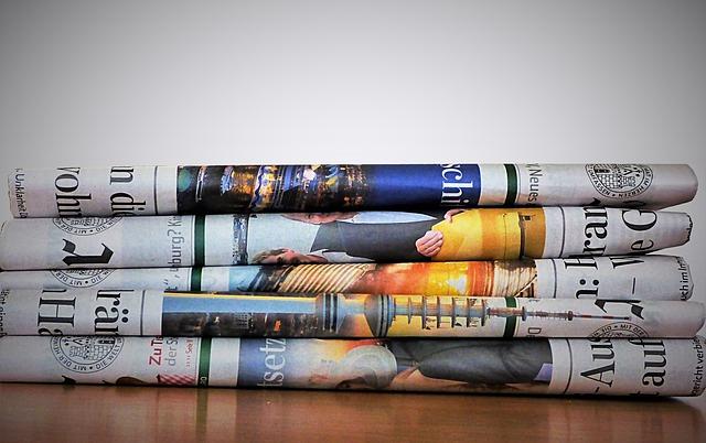 プリザーブドフラワーの作り方 新聞紙