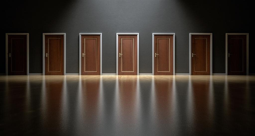 どのような生き方を選ぶか二世信者によって違う