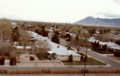 アルバカーキ、ロッキー山脈の南端