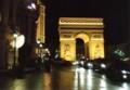 ホテル・パリスに併設された凱旋門
