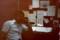 アーヴァイン・オフィスの私のブース