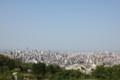 札幌市内を望む
