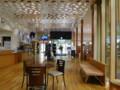 カフェ「エルム」の内部