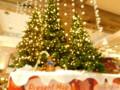 アトレのクリスマスツリー