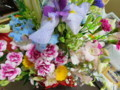 納車のお礼の花束