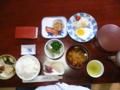 松代屋の朝食