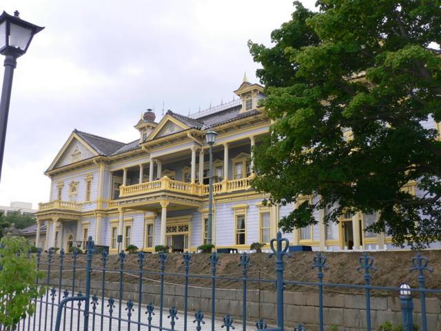 旧函館区会館堂