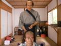 松前藩屋敷にて3