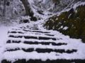 遭難しそうになる雪