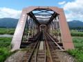 荒砥の鉄橋