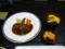大和屋の夕食・米沢牛ヒレステーキ