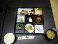 大和屋の朝食