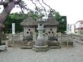 林泉寺・直江兼続夫妻の墓