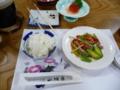 山城屋の夕食・郷土料理コース4