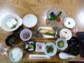 山城屋の朝食