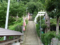立石寺入り口