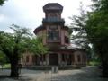 山形城跡公園の博物館