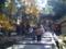 南禅寺 琵琶湖疏水水路閣への通り