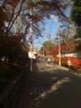 南禅寺〜永観堂の通りにて2