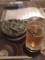 夕食 ビールとお供