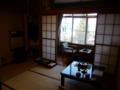 桂荘・泊まった部屋