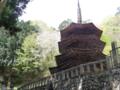安楽寺・八角塔3