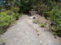 戸石城への道3