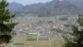 戸石城から眺めた風景・真田郷