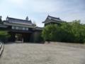 上田城・正門1