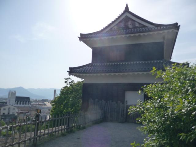 上田城・櫓
