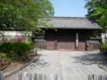 旧門を持つ上田高校