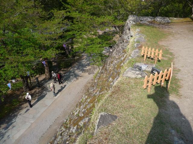 懐古園・石垣