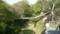 懐古園は崖が多い