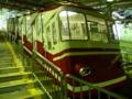 高野山行き電車