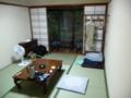 持明院の宿泊部屋
