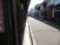 今井町の町並み1