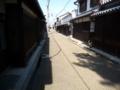 今井町の町並み3