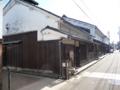 今井町の町並み4