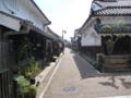 今井町の町並み7