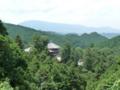 壷阪寺への道2