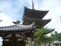 壷阪寺の境内2