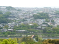 大吉山展望台からの風景1