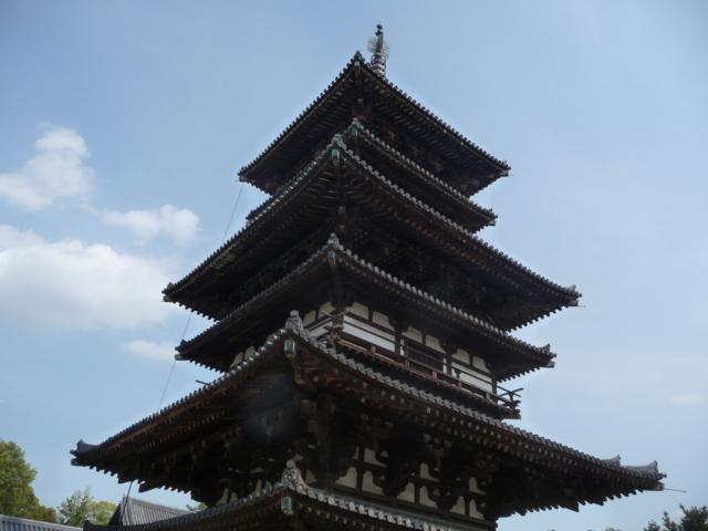 薬師寺・東塔3