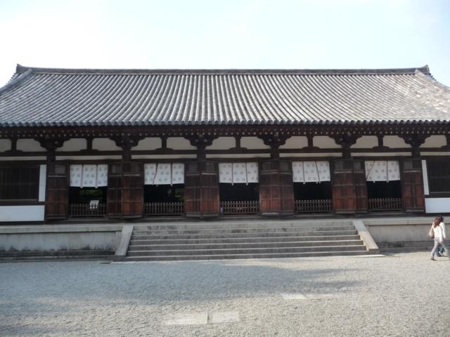 唐招提寺・講堂1