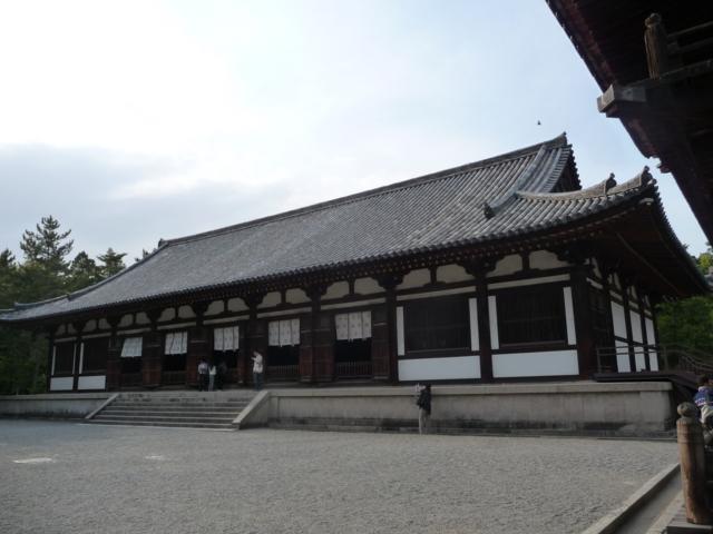唐招提寺・講堂2