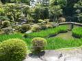 法華寺・庭園1