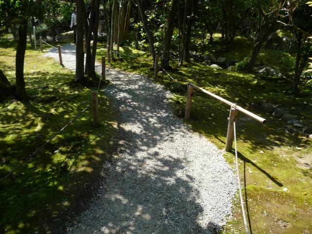 法華寺・庭園2