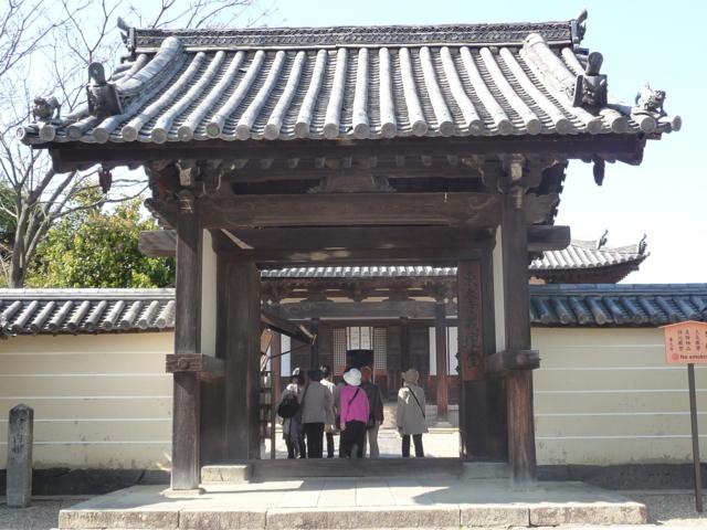東大寺・戒壇院