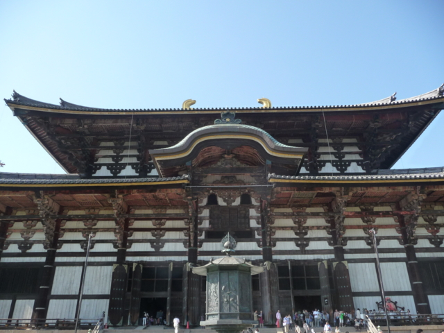 東大寺・大仏殿