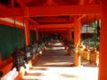 春日大社・回廊2
